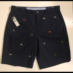 Various NWT Tommy & Polo Men's shorts sizes 30-36